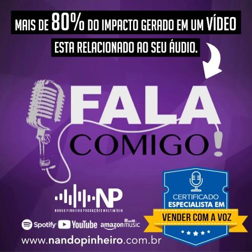 Fale Comigo - Nando Pinheiro